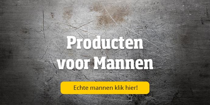 Producten voor mannen