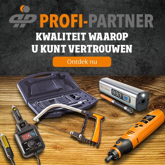 Profi-Partner - Gereedschap van professionals, voor professionals