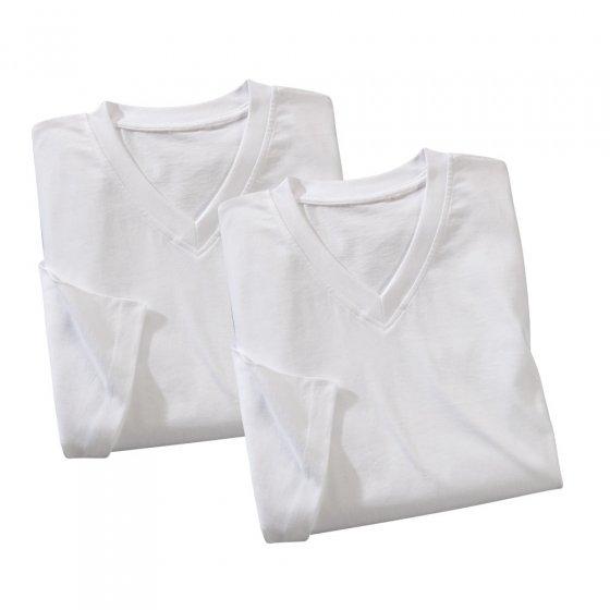 Hanes T-shirt (Set van 2)