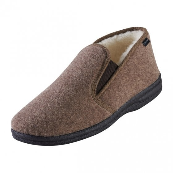 Lamswol-pantoffels 41 | Beige