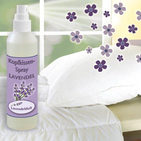 Lavendel-Kopfkissenspray (2 Stück)