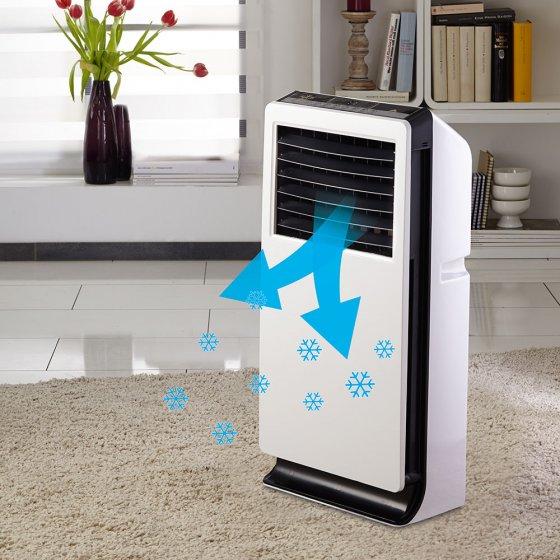 Luchtverfrisser met koelfunctie