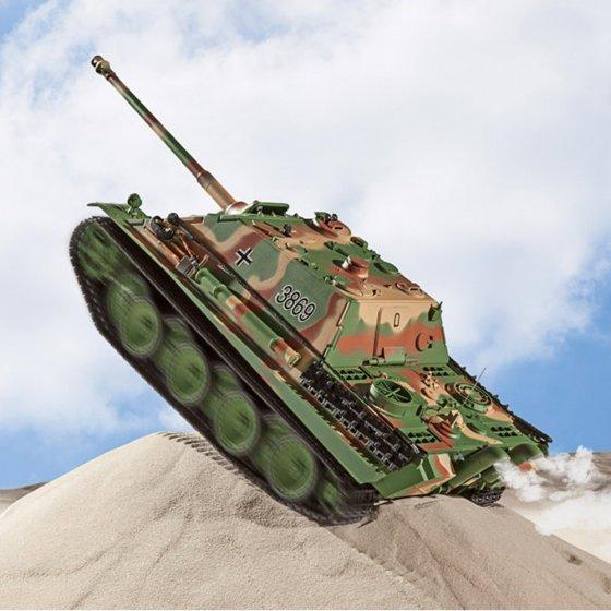 Radiografische Jagdpanther