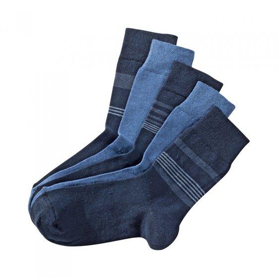 Stretch-comfort-sokken 5 paar 39/42 | Set