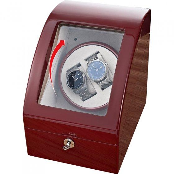 Horloge winder voor 2 horloges