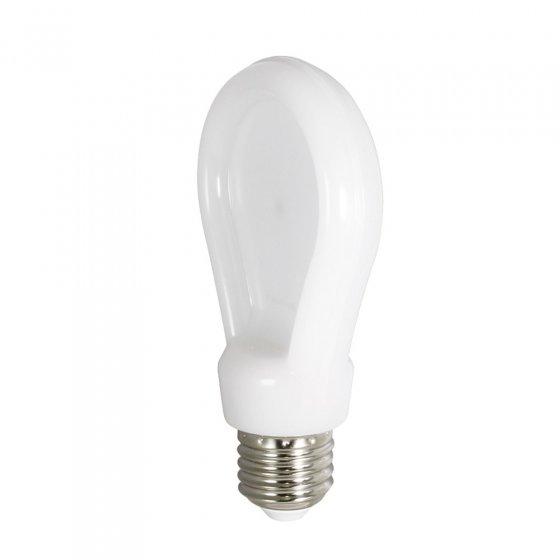 Platte led-lamp