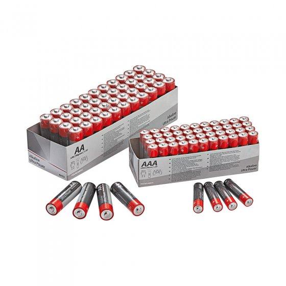 AA-/AAA-batterijen