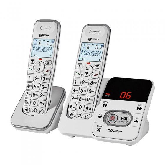 Draadloze telefoon met grote toetsen 'DUO'