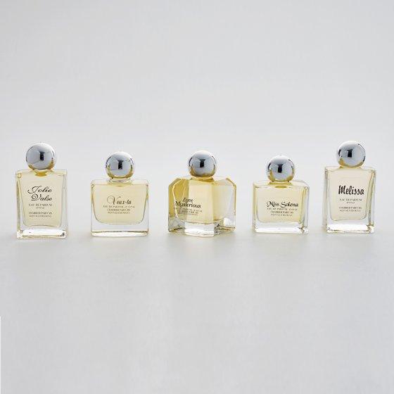 Collectie 'Secrets de Parfums'