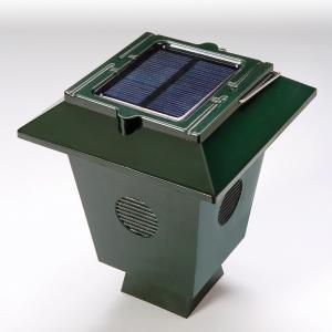 Elektronische vogelverschrikker op zonne - energie
