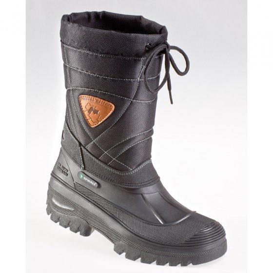 Alaska-boots 45 | Zwart