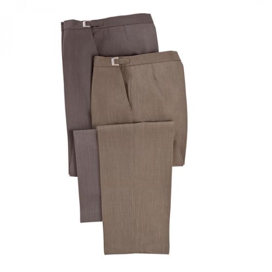 Comfort broeken in dubbelpak