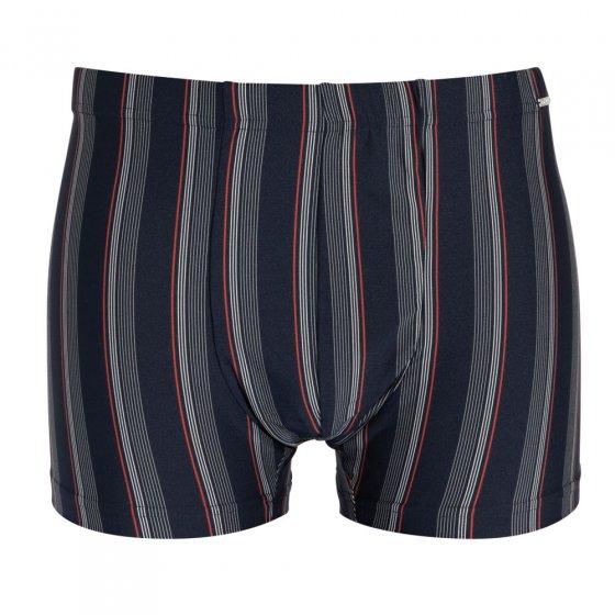 Microvezel gestreepte shorts (Set van 4)