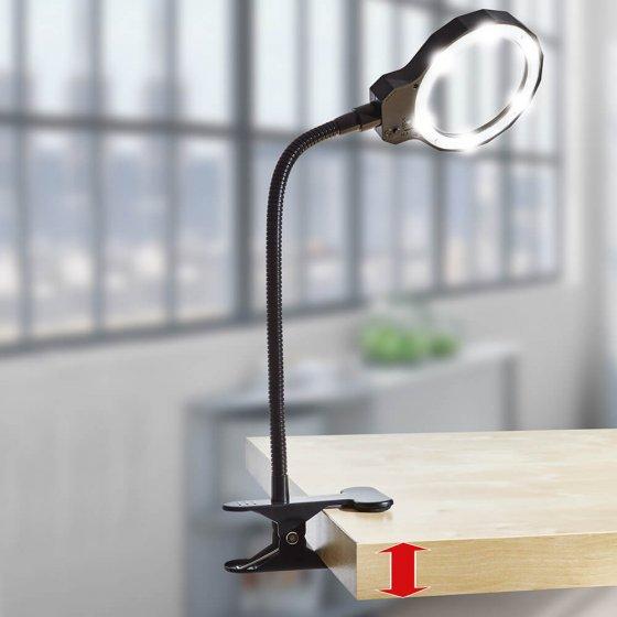 Tafelloep met verwisselbare greep en verlichting
