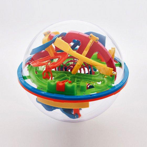 3D-knikkerbaan