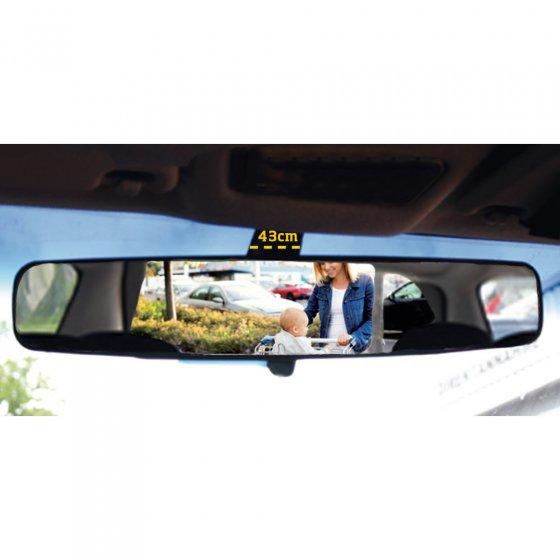 Universele panorama-achteruitkijkspiegel Set van 2 stuks 1 Stuk