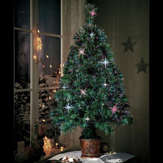 Kerstboom met kleurwisseling