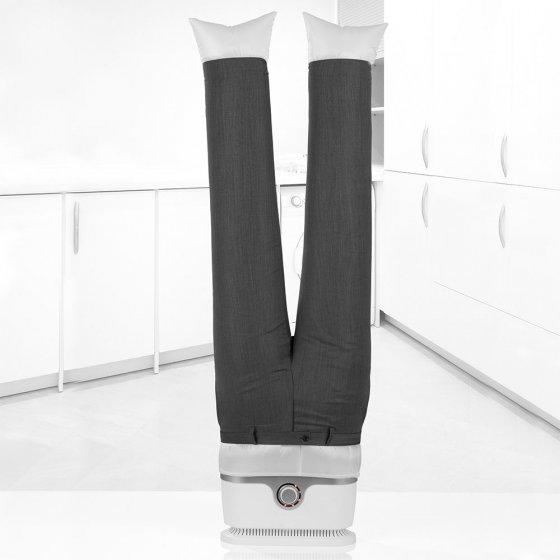 Opzetstuk voor het strijken van broeken