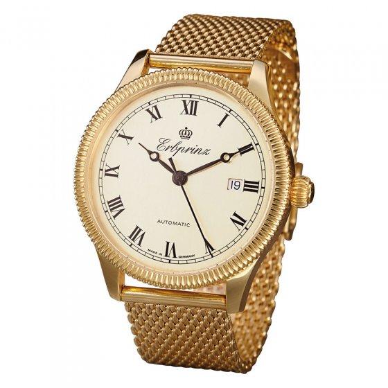 Automatisch horloge Erbprinz 'Gold'