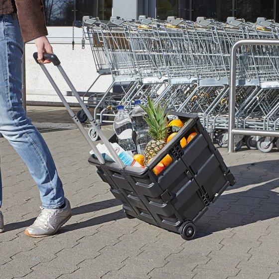 Opvouwbare trolley 'SmartCart'