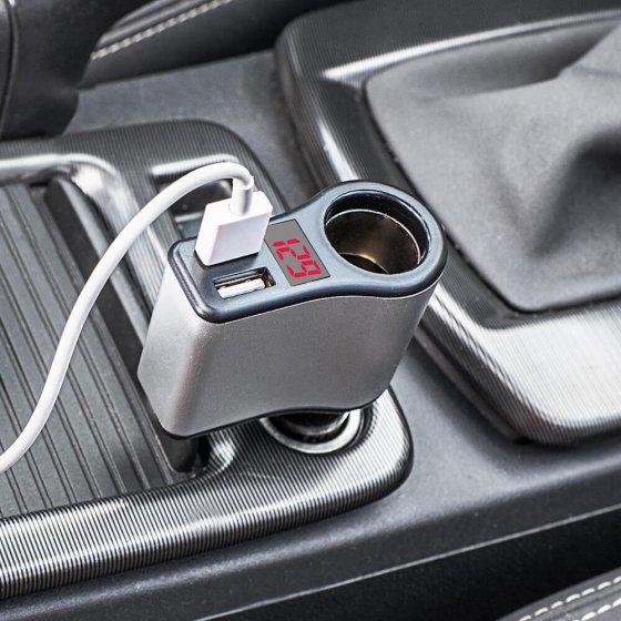 12 V-USB-adapter