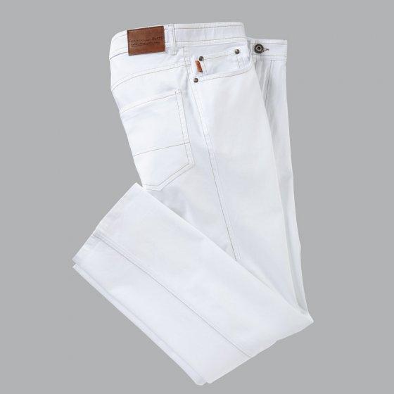 Lichte,vlekwerende jeans 24 | Wit