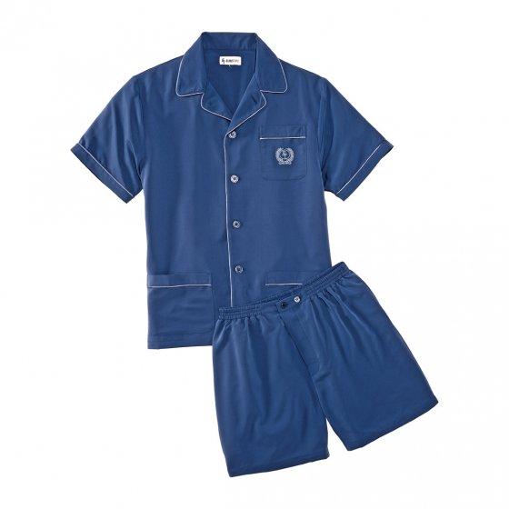 Korte microfiber-pyjama