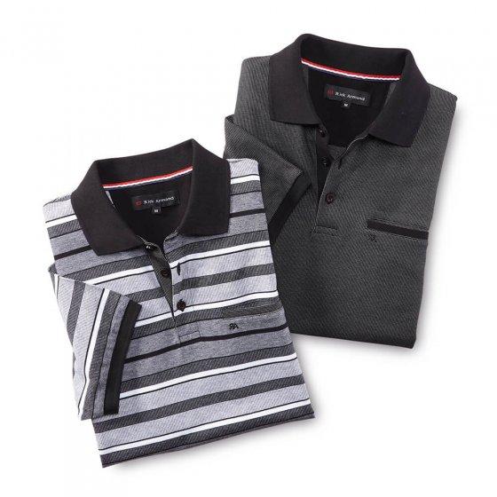 Zwart/wit  XL | Zwart