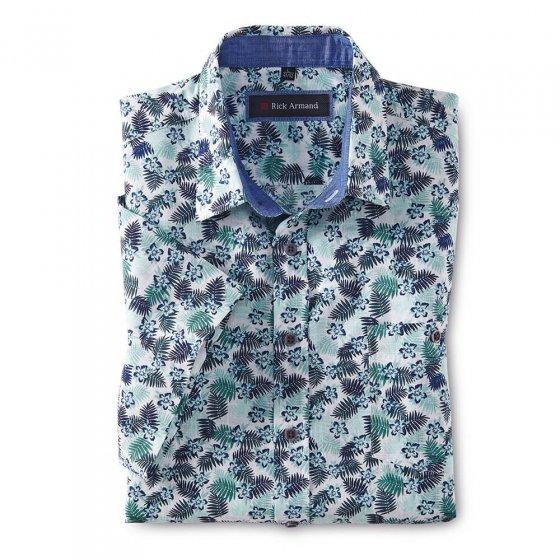 Gedessineerd zomeroverhemd