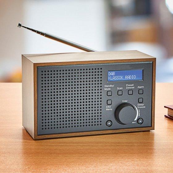 DAB+ retro-compactradio