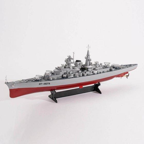 Radiografisch bestuurbaar slagschip