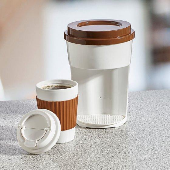 Eenkops-koffiezetapparaat