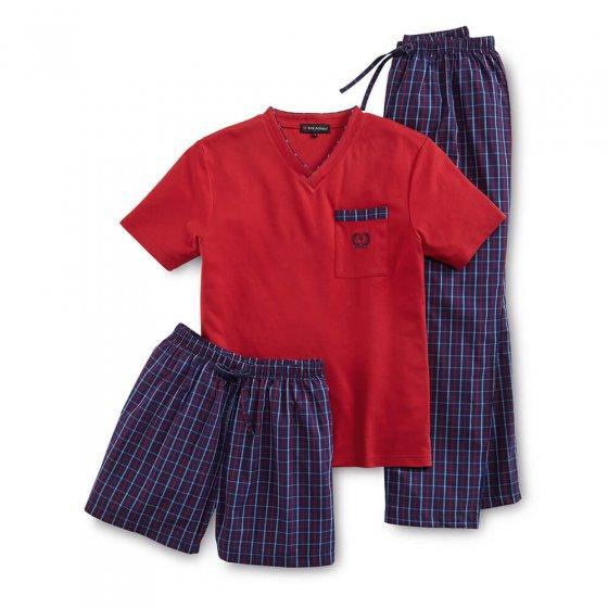 Driedelige pyjama