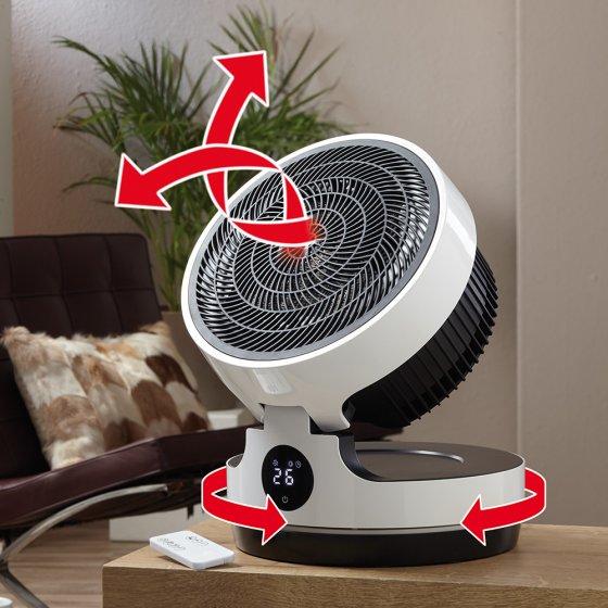 3D verwarmingsventilator