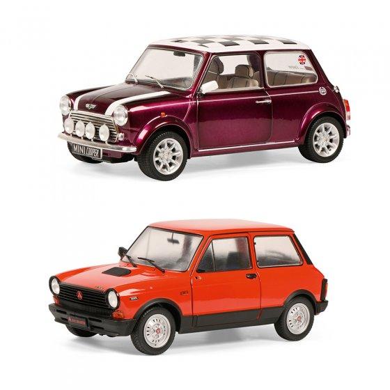 Mini Cooper Sport / Autobianchi A112