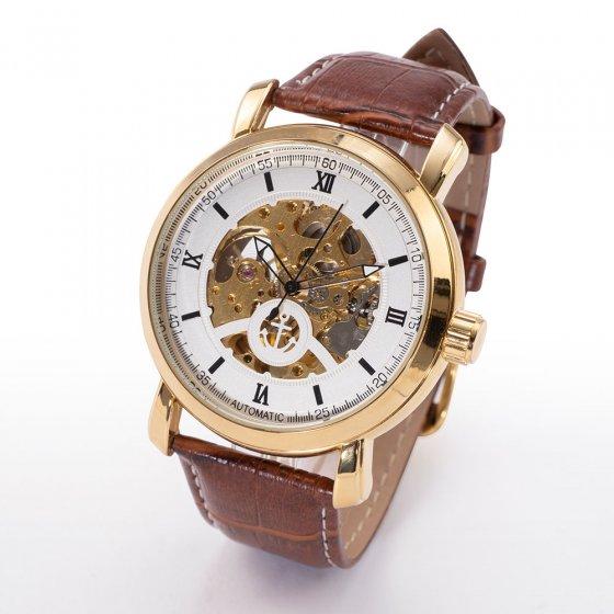 Automatisch horloge 'Skeleton'