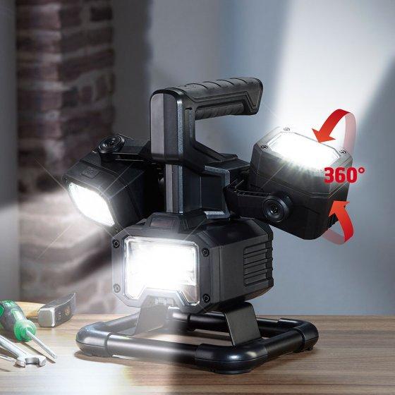 Accu-bouwlamp