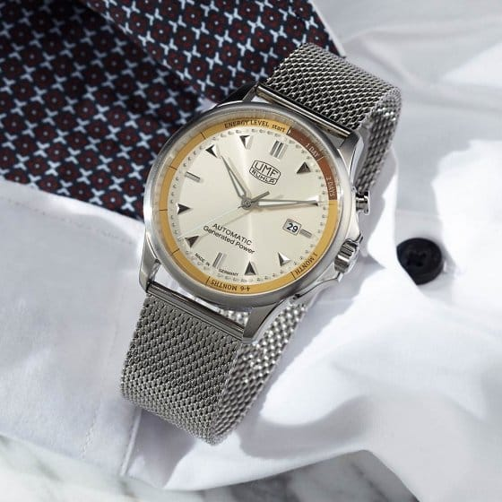 Autokinetic-horloge 'UMF Ruhla'