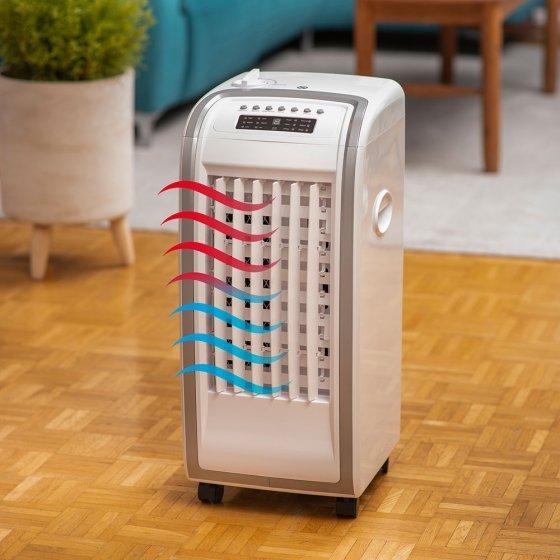 4-in-1-airco, koelen en verwarmen