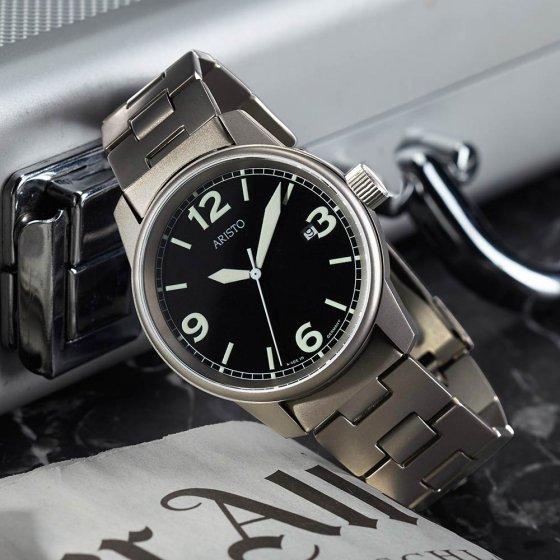 Horloge 'ARISTO TITAN'
