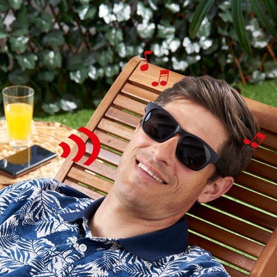 Audio-zonnebril