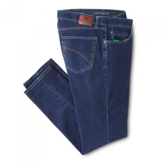360° jeans met 6 zakken