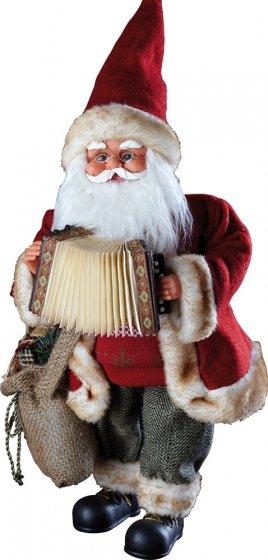 Bewegende Santa Claus