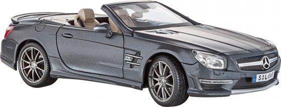Mercedes SL 65 AMG Cabrio