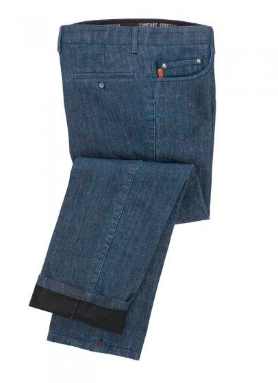 Waterbestendige thermo-jeans