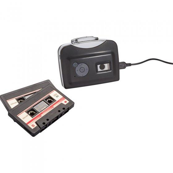 Cassetten digitaliseren