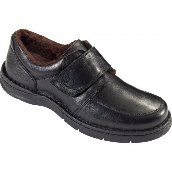 Gevoerde velcro-schoen