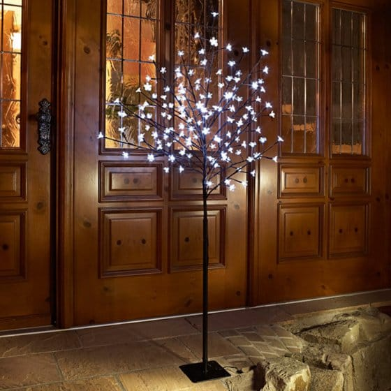 LED buiten lichtboom