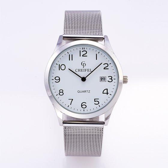 Ihr Geschenk:Uhr Milanaise-Arm