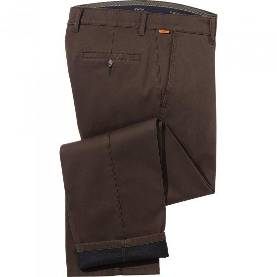 Katoenen broek met Thermolite-voering